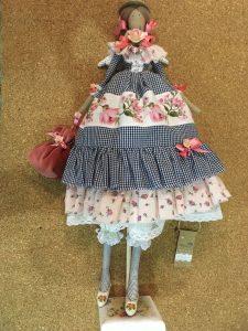 Кукла Тильда- Матильда