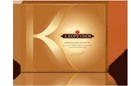 Коркунов, молочный шоколад с лесным орехом, картонная коробка, 250 гр.