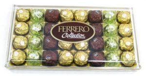 конфеты шоколадные «FERRERO ROCHER»