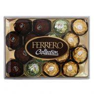 конфеты шоколадные «FERRERO ROCHER» 175 гр