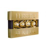 конфеты шоколадные «FERRERO ROCHER» 125 гр