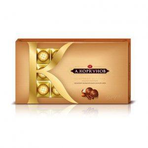 Коркунов» из молочного шоколада 190 гр.