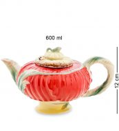 Заварочный чайник «Мак»-фарфор