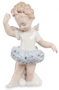 Балерина-Ангелочек фарфор