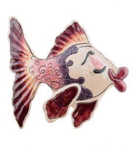 Панно настенное » Рыба»