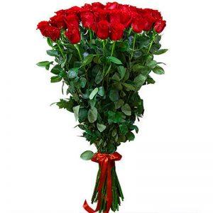 Роза Шок. 120 см. <br>под заказ